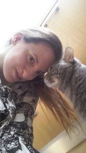 kassi külastamine omas kodus ja rohu andmine